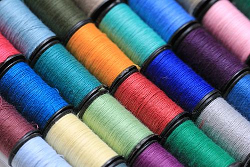 Faire-part stitching